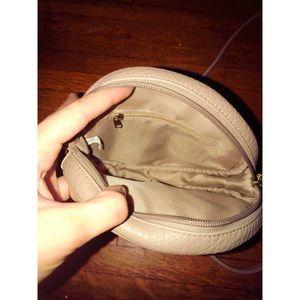 Bags - Circular Crossbody Purse